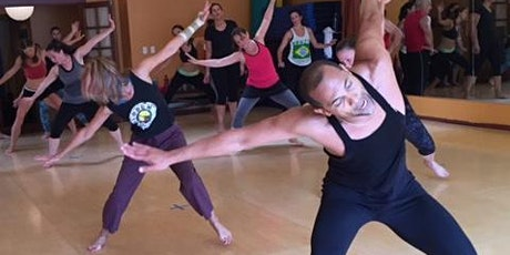 Afro-Brazilian and Samba Reggae Dance Workshop tickets