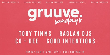 Gruuve Sundays 001 tickets