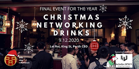 Christmas Networking Drinks 2020 tickets
