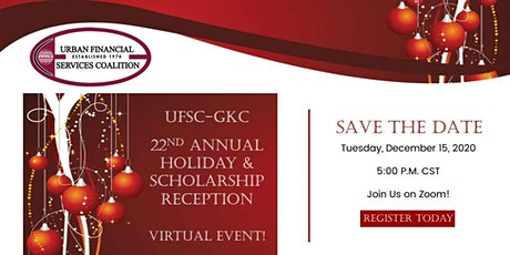 UFSC-GKC 22nd Annual Holiday & Scholarship Reception tickets