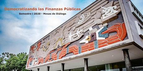 Democratizando las Finanzas Públicas boletos