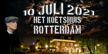Shelby's Roaring 20's & 30's Night 10 Juli 2021 tickets