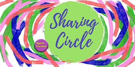 Sharing Circle tickets