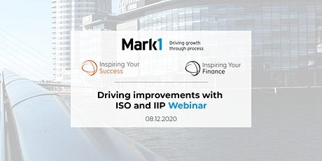 Driving improvements with ISO and IIP tickets