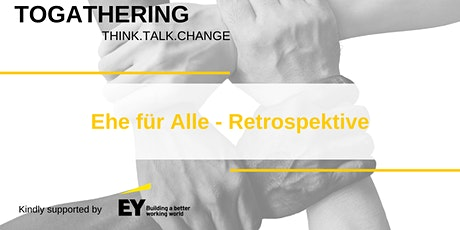 PROUT AT WORK TOGATHERING mit EY Tickets