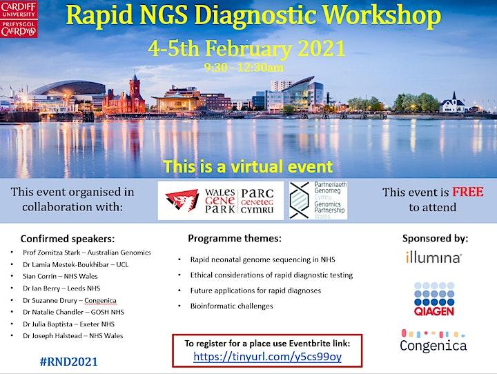 Rapid NGS Diagnostic Workshop image