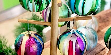 Ceramic Bauble Decorating Workshop tickets