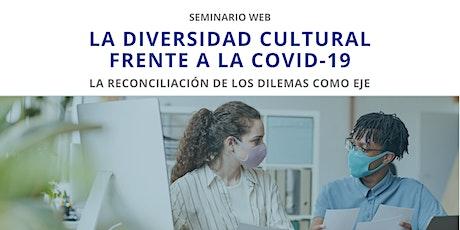 Seminario Web sobre Diversidad Cultural y Covid-19 entradas