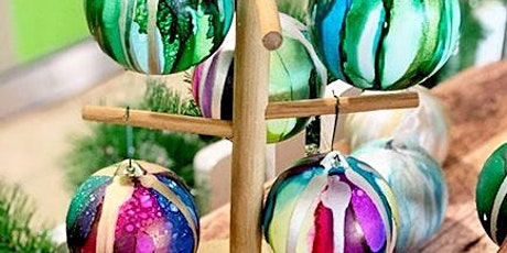 Ceramic Bauble Workshop tickets