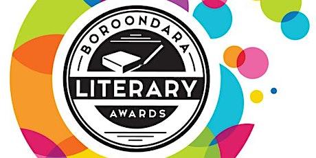 Boroondara Literary Awards Presentation Evening tickets