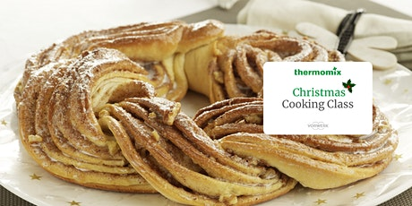 Festive Cooking Class with Thermomix tickets
