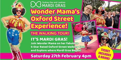 Wonder Mama's Fabulous Oxford Street Experience Walking Tour! tickets