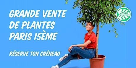Grande Vente de Plantes - Paris 15 ème billets