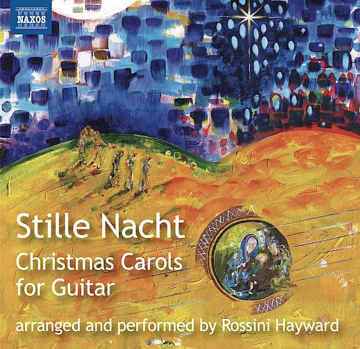 Christmas Guitar Concert - Rossini Hayward Live Stream from Nürnberg image