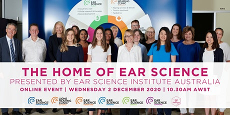 Special Online Event - Presented by The Home of Ear Science tickets