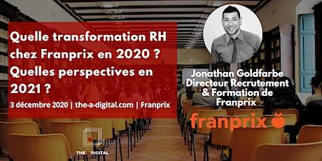 Transformation RH - Jonathan Goldfarb Dir. Formation & Recrutement Franprix