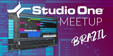 Studio One E-Meetup - Brazil tickets