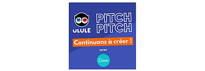 Image pour Pitch Pitch, Continuons à créer : la finale !