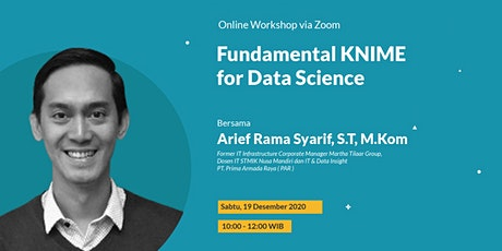 Fundamental KNIME for Data Science tickets