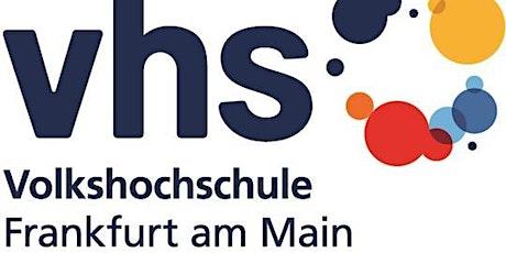 International Stammtisch  goes VHS Volkshochschule tickets