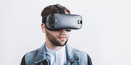 Praktisk bruk av VR-briller tickets