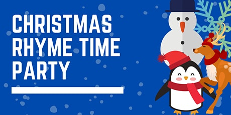 Christmas Rhyme Time Party tickets