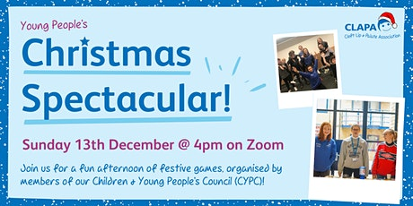 Young People's Christmas Spectacular!