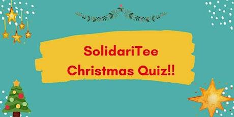 SolidariTee BPP Christmas Quiz tickets