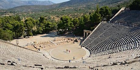 Ancient Greek Theatre Webinar tickets