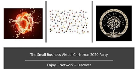 Small Business Virtual Christmas Party tickets