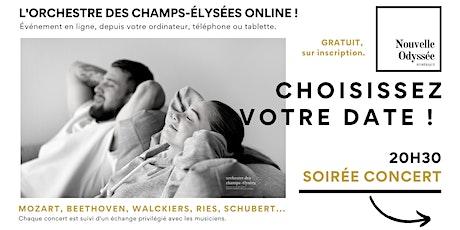 Nouvelle Odyssée Numérique - SOIRÉE CONCERT // GRATUIT tickets