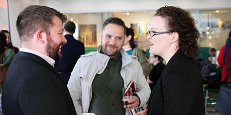 Get Talking Tuesdays business network - creative leadership Tickets
