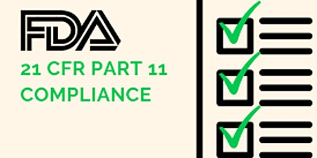 Recorded Corp -DATA INTEGRITY AND PRIVACY – COMPLIANCE WITH 21 CFR PART 11 tickets