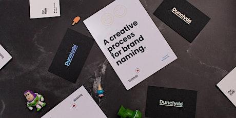 Brand Naming Workshop tickets