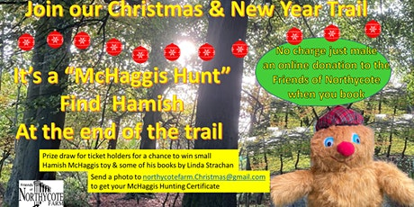 Christmas trail & Haggis Hunt tickets