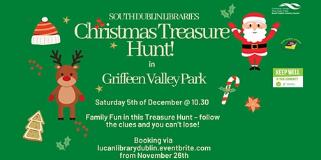 Christmas Treasure Hunt at Griffeen Park tickets