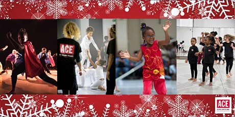 ACE dance and music class programme:  December 2020 tickets