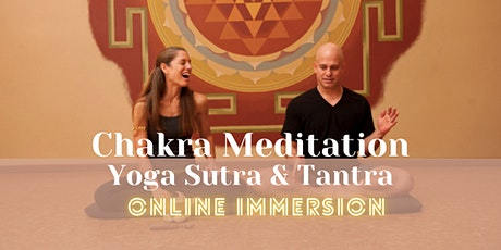 PAUL AND SUZEE GRILLEY | Chakra Meditation, Yoga Sutra, Tantra Immersion tickets