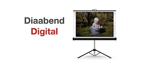 """Online Workshop """"Diaabend - nur viel besser und moderner"""" Tickets"""
