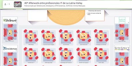 Afterwork online entre CIOs, CTOs y CISOs entradas