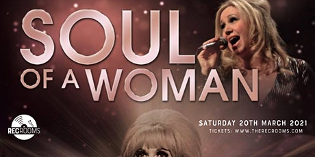 Soul of a Woman tickets