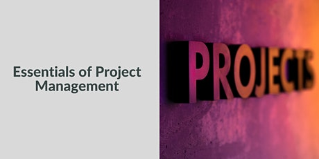 Essentials of Project Management tickets