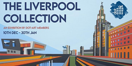 dot-art Gallery Live Zoom Launch: The Liverpool Collection tickets