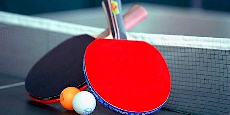 Torneig de Ping Pong entradas