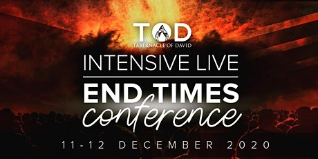 TOD Intensive Live End Times Conference tickets