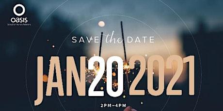 RAW Taster Event 20 January 2021 tickets