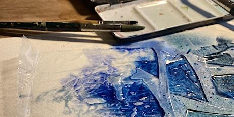 Online-Workshops   Experimente mit Wasserfarbe I Für 6 - bis 16-Jährig Tickets