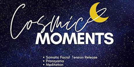 Somatic Facial Tension Release, Pranayama & NLP Meditation Session tickets
