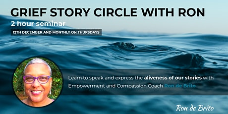 Grief Story Circle with Ron tickets