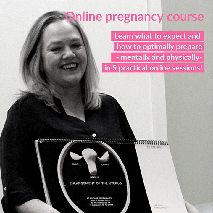 Online pregnancy course Advantage Package: Start 11/05/2021 image